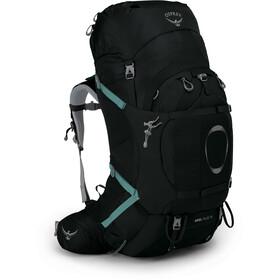 Osprey Ariel Plus 70 Backpack Women, czarny